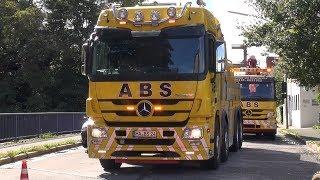 NRWspot.de | Hagen – Spektakulärer Unfall – Feuerwehrwagen prallt vor Hauswand