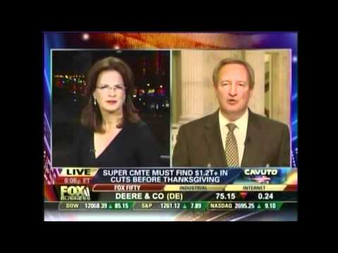 Senator Crapo interviewed by  Liz MacDonald on the Fox Business Network