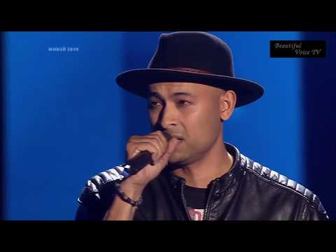 Dave. 'Angel'. The Voice Russia 2017.
