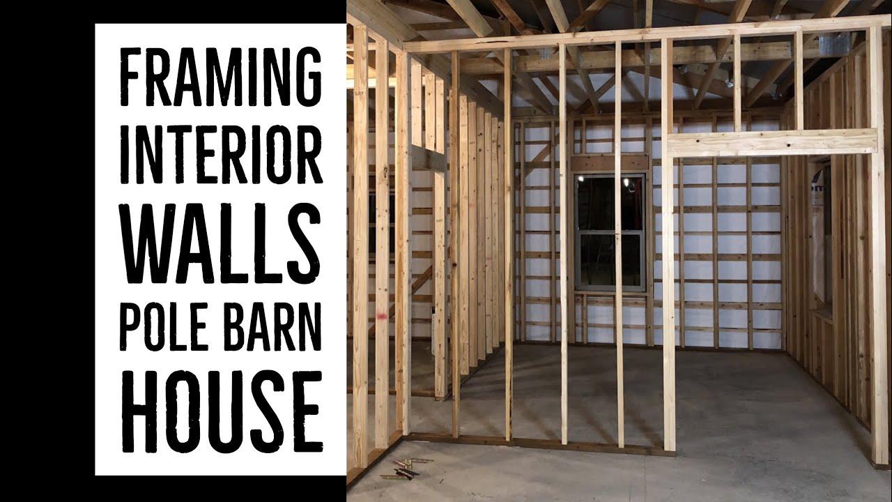hight resolution of  polebarnhouse diy framing