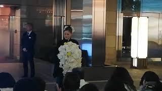宝塚宙組東京千秋楽花咲あいり