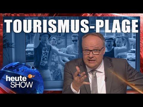 Am Urlaubsort unerwünscht: Wenn Touristen nerven | heute-show vom 25.05.2018