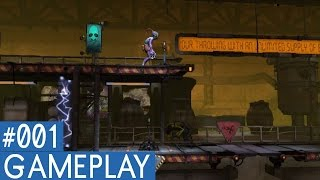 oddworld new n tasty ps vita gameplay 1 intro chapter 1 rupture farms