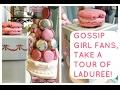 Visit Blair Waldorf's favorite dessert shoppe, Laduree! XOXO