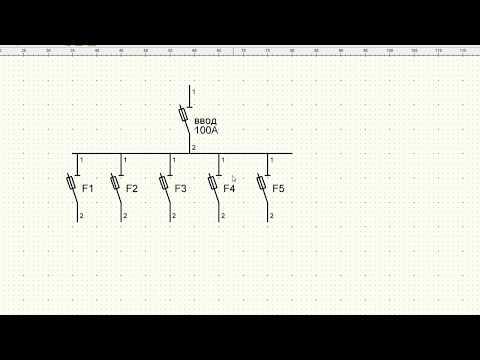 Лучшая и простая программа для черчения схем. Обзор программы Splan