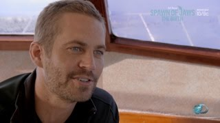 Watch Paul Walker in One of His Final Television Appearances
