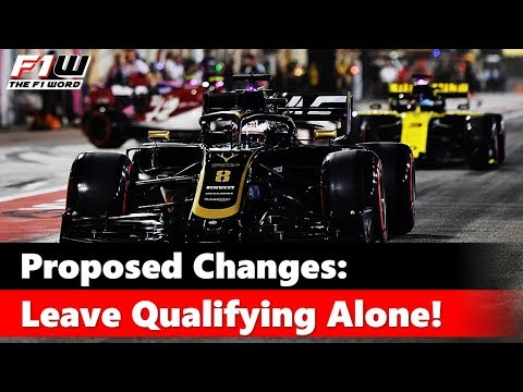 Proposed Qualifying Changes: Leave It Alone
