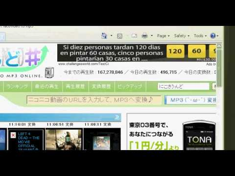 How to get songs from NicoNico Videos...