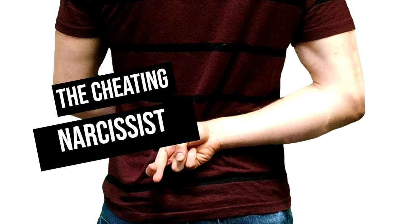 The Cheating #Narcissist - YouTube