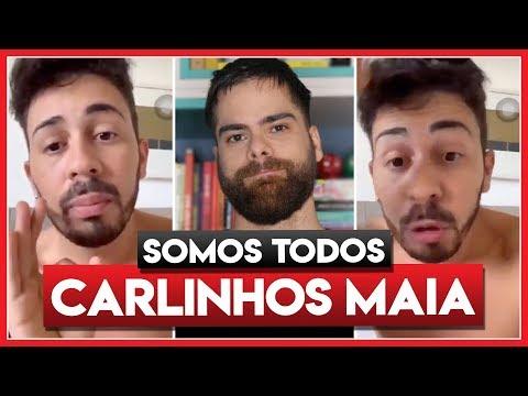 SOMOS TODOS CARLINHOS MAIA - Põe Na Roda