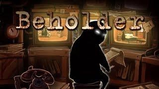 Beholder Game Trailer (Google Play)
