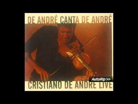 De André canta De André vol 1   Se ti taglieassero a pezzetti