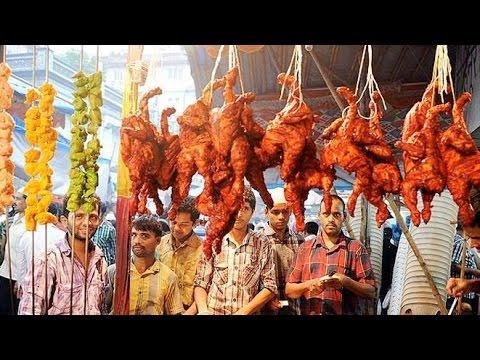 Indian Street Food Tandoori Chicken Kebabs Youtube