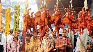 Indian Street Food- Tandoori Chicken & Kebabs