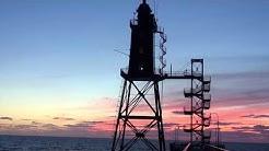 Leuchtturm Obereversand Dorum Neufeld