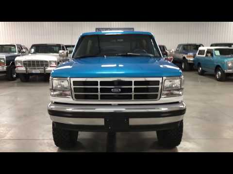 Rust Free  Ford Bronco XLT form Nevada!!  Nice Full Size Bronco!