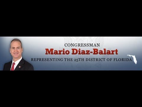 Rep. Diaz-Balart interview Jimmy Cefalo on WIOD