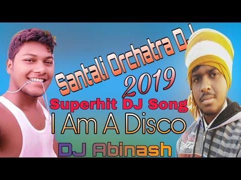 Dj_Abinash_Raiganj_I_Am_A_Disco ¦¦ Santali Orchastra DJ Abinash 2019 ¦¦ DJ  Abinash Mardi