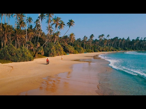 Sri Lanka Travel | Amazing Drone Footage!!