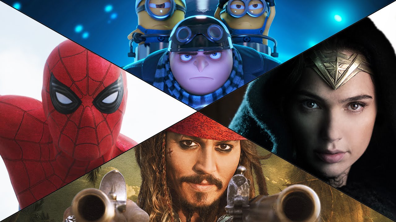 Image result for summer movies 2017