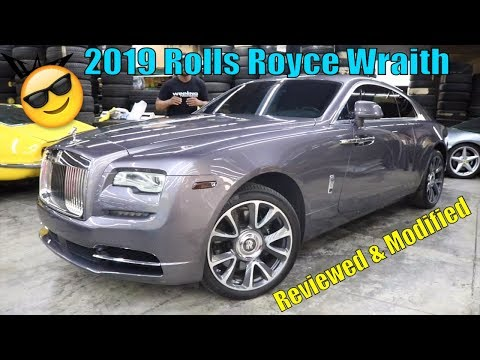 2019 Rolls Royce Wraith Reviewed & Modified