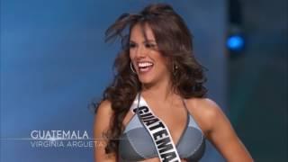 Virginia Argueta   Miss Universe Guatemala 2017   65th Miss Universe Preliminary Competition