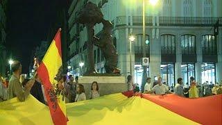 Falange convoca concentración por la unidad de España
