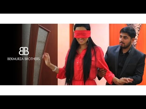 2012 Love Story Azerbaijan - Kazakhstan Orhan & Sabina by Bekmurza Brothers +77012557317