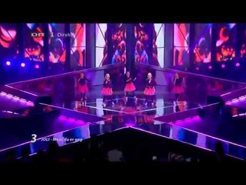 JoLi - Mens du er ung - MGP 2013