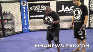 COACHES CORNER WITH MIKE SMITH AND PETER SIMONE: SLIPPING THE JAB