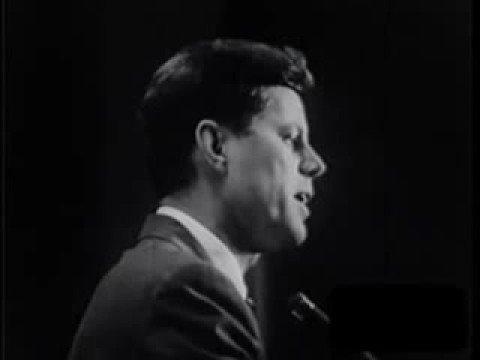 Let Us Begin Beguine/John Fitzgerald Kennedy