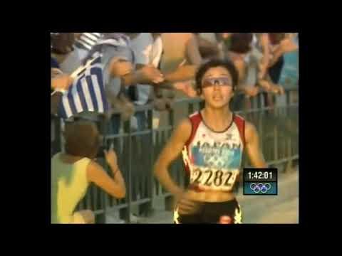 Mizuki Noguchi, Gold Medal 2004 Athens Olympic games Women's marathon