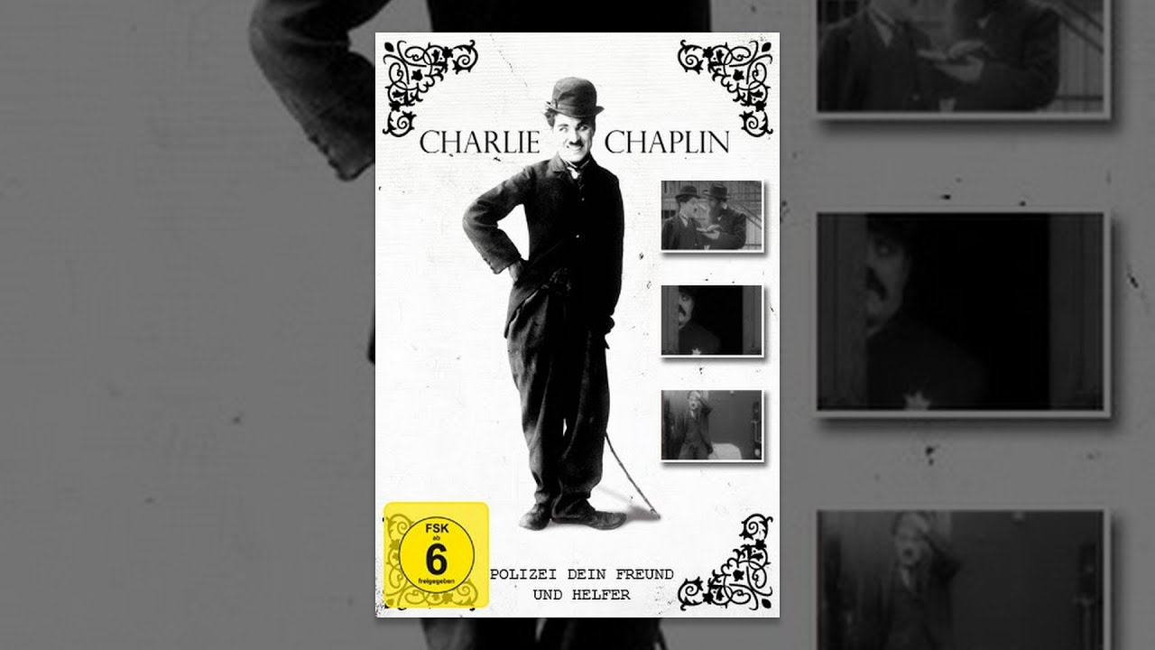 Charlie Chaplin - Polizei Dein Freund und Helfer