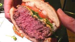 Burger Sous Vide Medium Rare 1080p