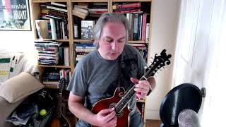 The Humours Of Glendart (jig) on mandolin
