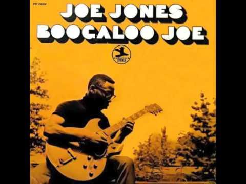 """Ivan """"Boogaloo"""" Joe Jones  - Boogaloo Joe (1969)"""