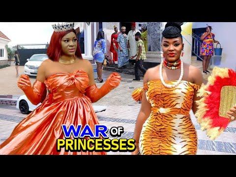 Download WAR OF PRINCESSES FULL MOVIE - NEW MOVIE HIT CHACHA EKE 2021 LATEST NIGERIAN NOLLYWOOD MOVIE