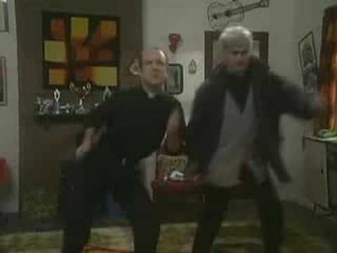 Father Ted- Dancing priest