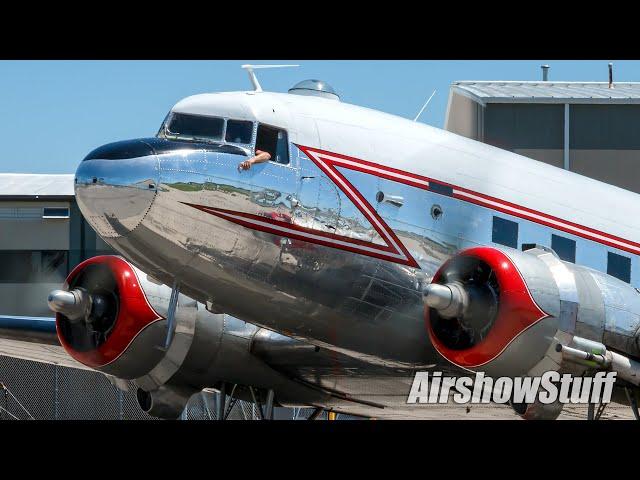 Warbird Fly-In 2020 - Terre Haute - Friday