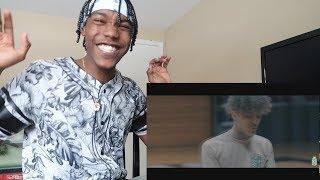 Lil Skies - Nowadays ft. Landon Cube (Dir. by @_ColeBennett_) REACTION