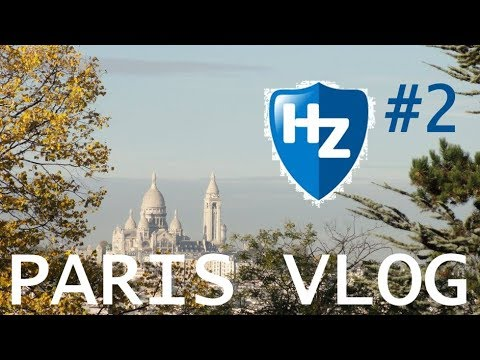 Paris is the Best ¦ HZ Vlog