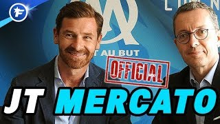 OFFICIEL : André Villas-Boas nouvel entraîneur de l'OM | Journal du Mercato