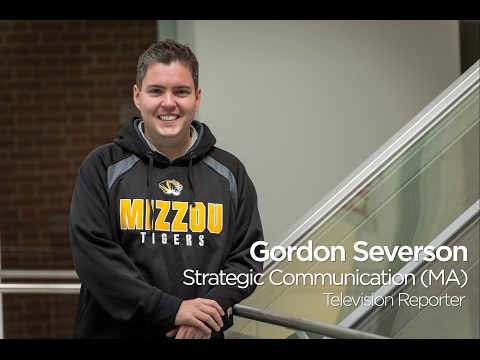 Gordon Severson: School of Journalism, University of Missouri