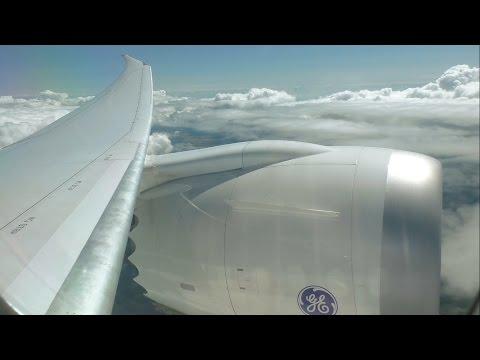Thomson Airways Boeing 787-8 Dreamliner - Gatwick to Orlando Sanford - takeoff and landing | TOM070