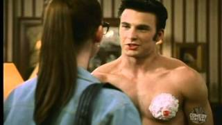 Video Chris Evans' Nude Scene in ''Not Another Teen Movie'' download MP3, 3GP, MP4, WEBM, AVI, FLV November 2018