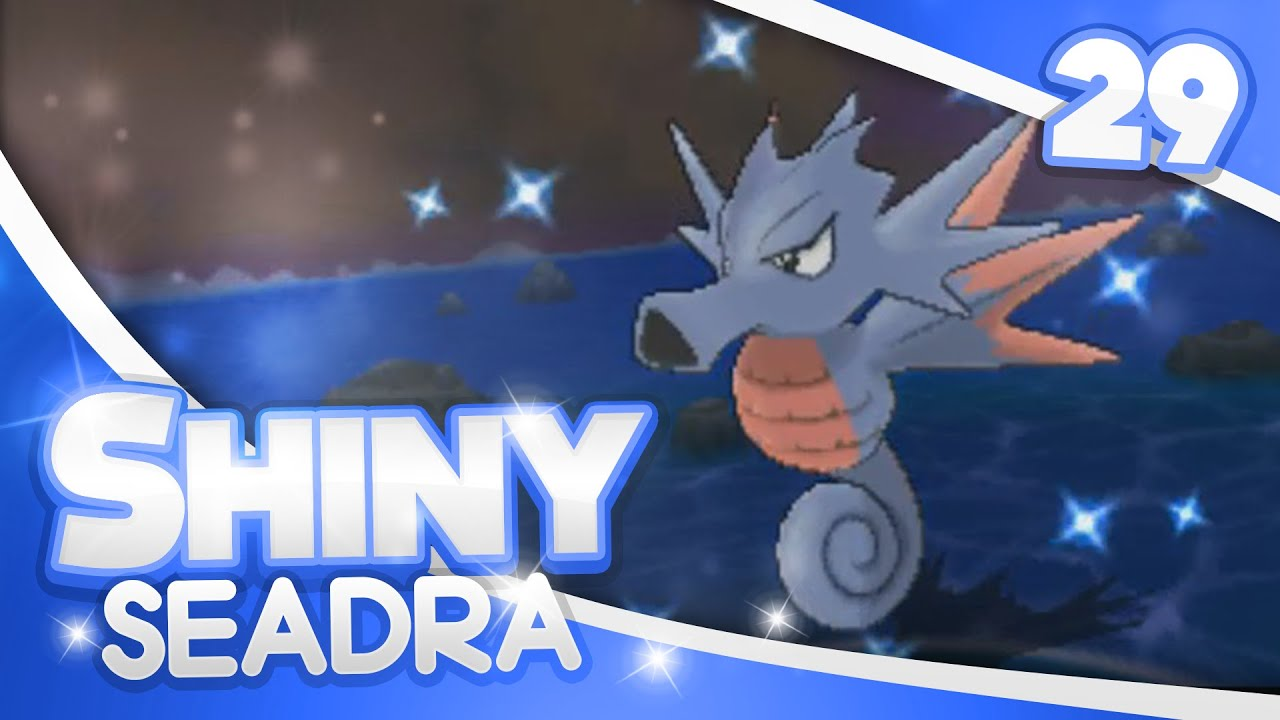 Shiny Seadra