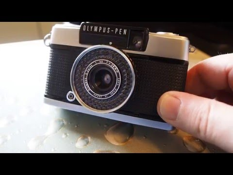 Olympus PEN EE-3 - Introductory Review