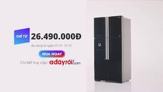 [ADR! Review] Hệ thống Inverter tủ lạnh Hitachi R-FW690PGV7X