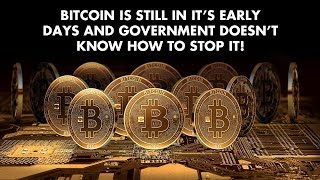 Andy Hoffman: Bitcoin Is Still In It's Early Days And Government Doesn't Know How To Stop It!