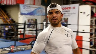 """Victor Ortiz recalls Berto KO """"Motherfucker were you in my shoes? I tried to get up!"""""""